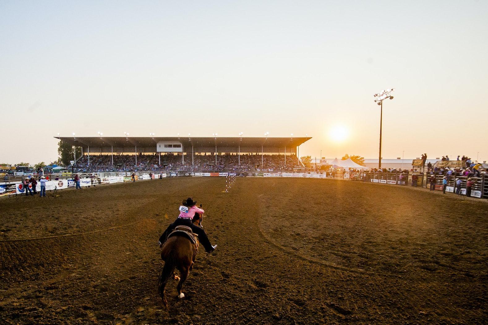 National High School Finals Rodeo : Alex Goodlett Photography : Salt ...