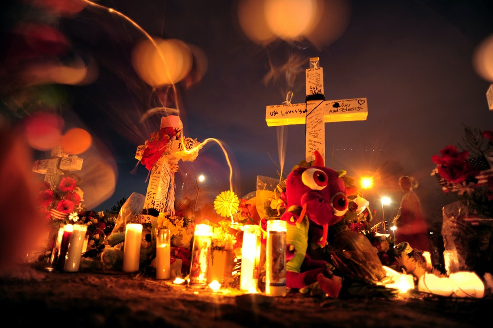 Theater Shooting Essay : AAron Ontiveroz : Denver, CO