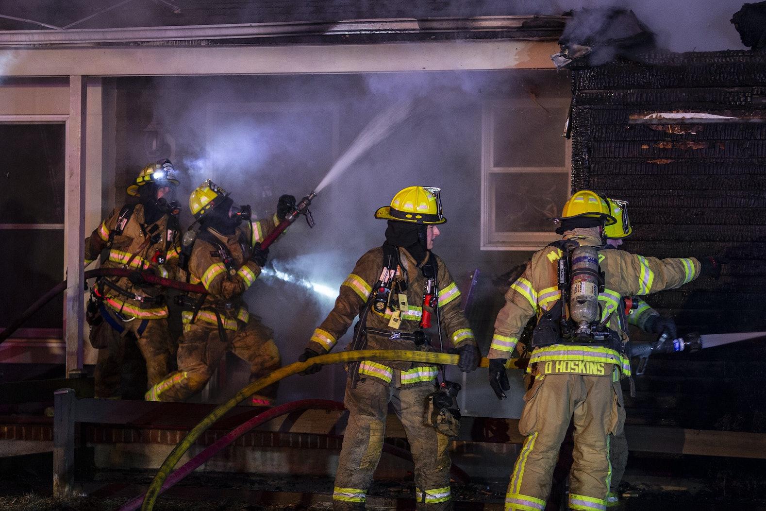 Firefighters : Dave Hernandez : Medford, NJ