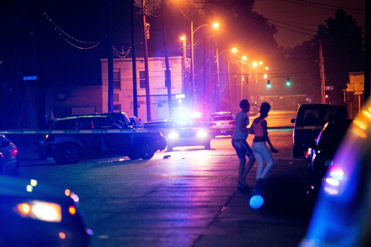 Gun Violence in Louisville, Kentucky : Kyle Grillot : Los Angeles